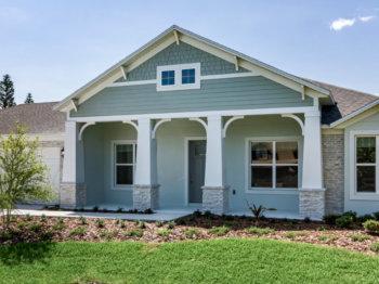 New Built Home Pillar Homes