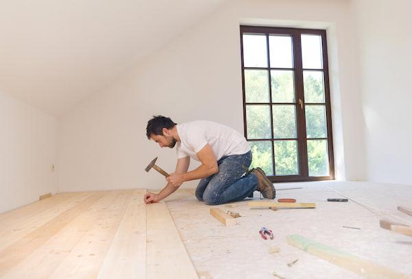 floor remodeling home renovation