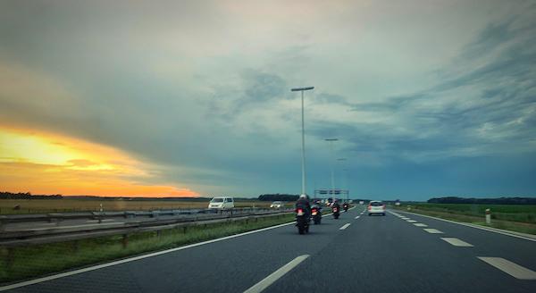 moving to florida sunset
